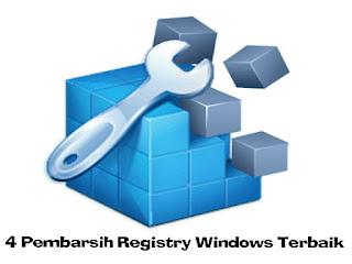 Pembersih Registry Windows Terbaik Gratis