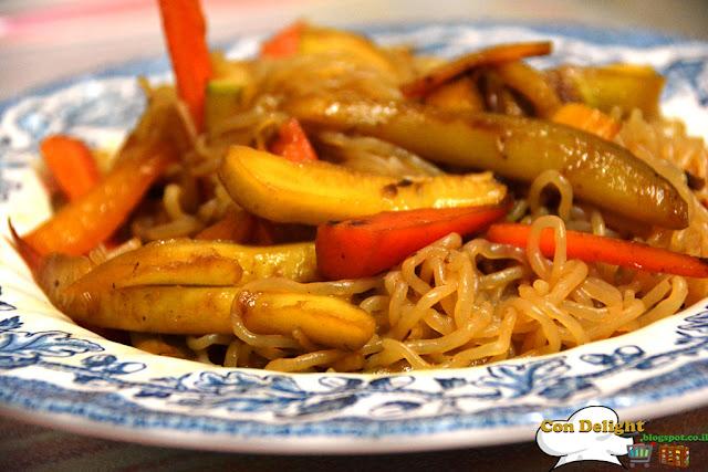 skinny pasta stir fry