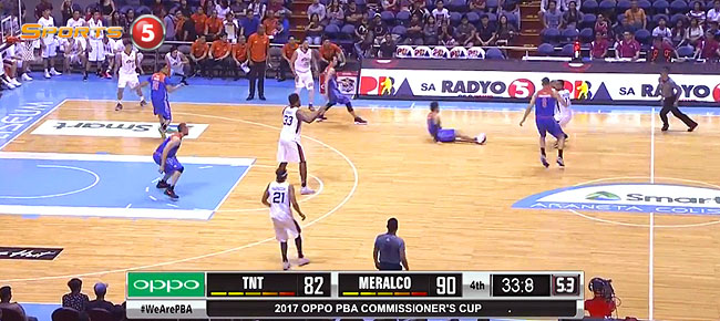 Meralco def. TNT, 94-89 (REPLAY VIDEO) March 24