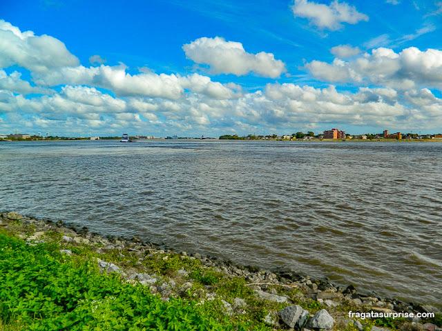 Rio Mississipi, Nova Orleans