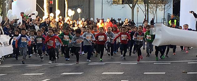 Atletismo Aranjuez - San Silvestre Mini