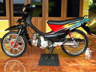 modifikasi supra fit 2007