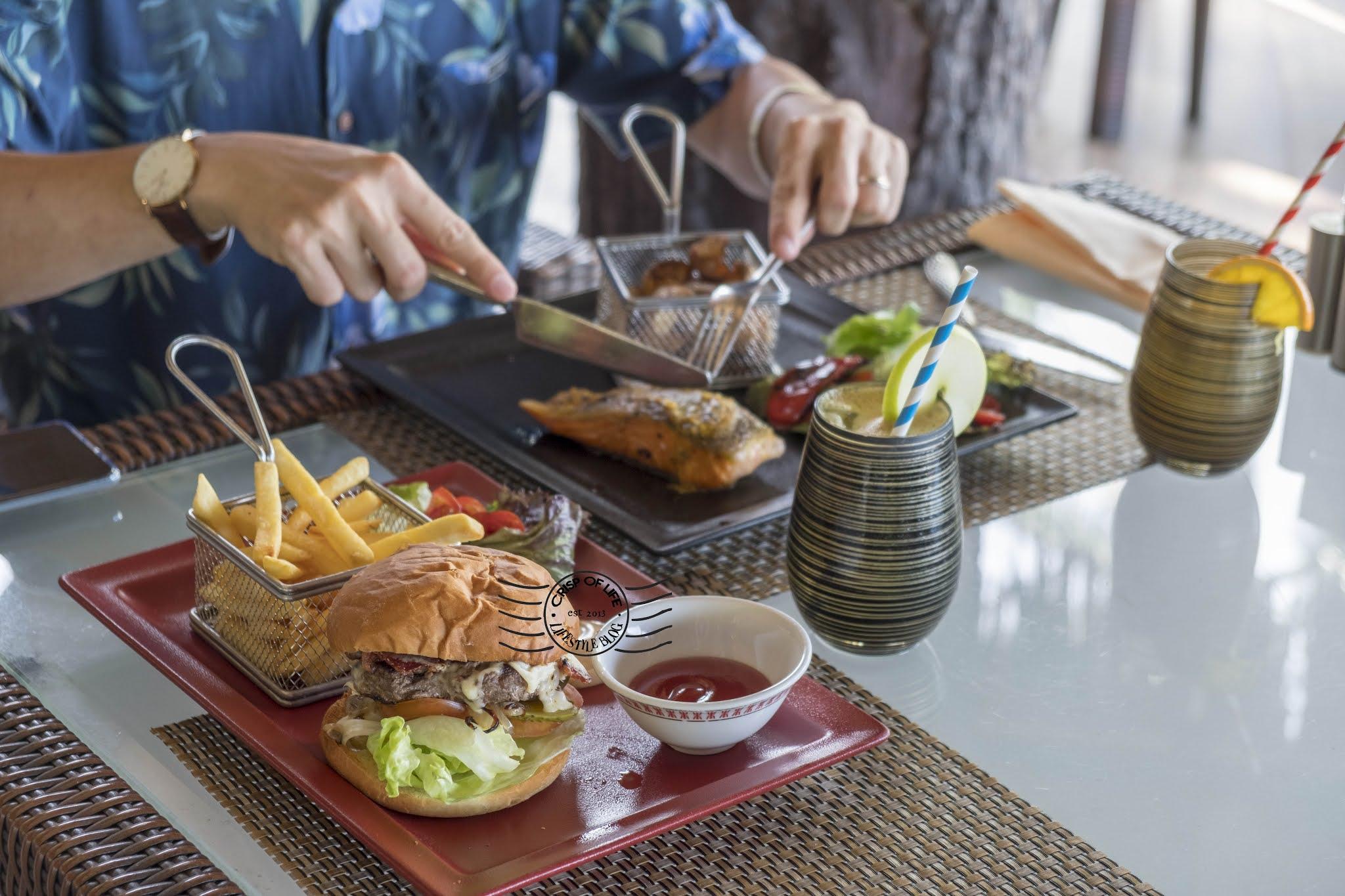 Shangri-La's Rasa Sayang Resort and Spa with Daycation Package