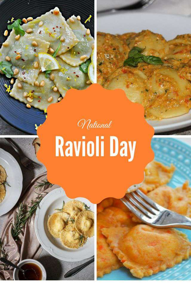 National Ravioli Day Wishes pics free download