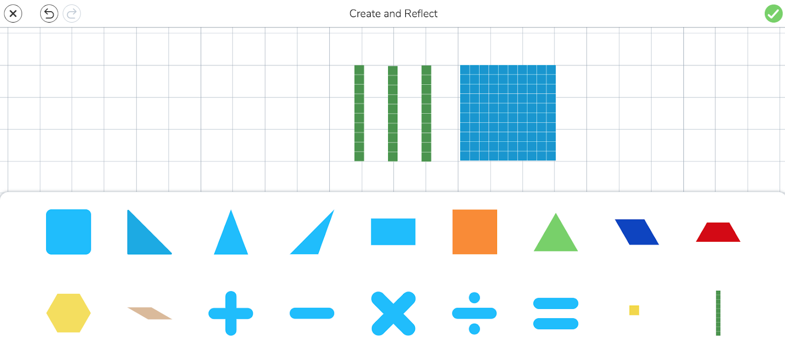 How to Use the Math Manipulatives in SeeSaw