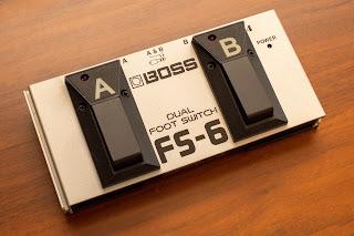 汎用性の高いフットスイッチである FS-6