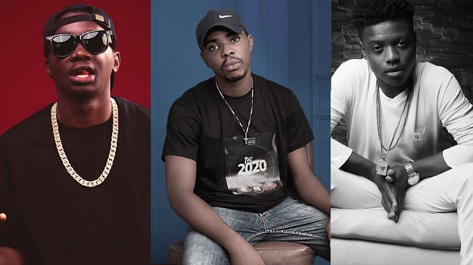 Self Acclaimed ''ABUJA BEST RAPPER'' 'CLIPZ' Allegedly took Shots at Fellow Abuja Based Rap Mc GUNZZ & YOUNG INCREDIBLE
