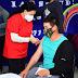 Se realizó otra importante jornada de vacunación contra el coronavirus en diez localidades del interior provincial