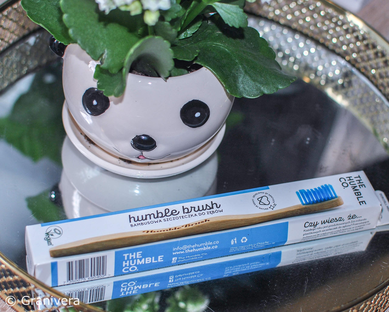 Humble Brush, bambusowa szczoteczka do zębów