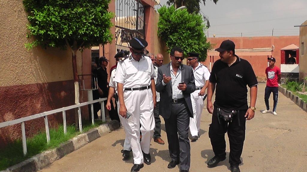 بسبب أثارة الشغب: القبض على 15 طالب بالشهادة الإعدادية في الإسماعيلية
