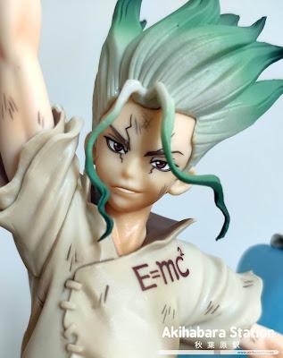 Review de la figura Figuarts Zero de Ishigami Senku - Dr. Stone - Tamashii Nations