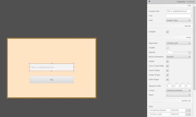 JavaFX Scene Builder 2.0