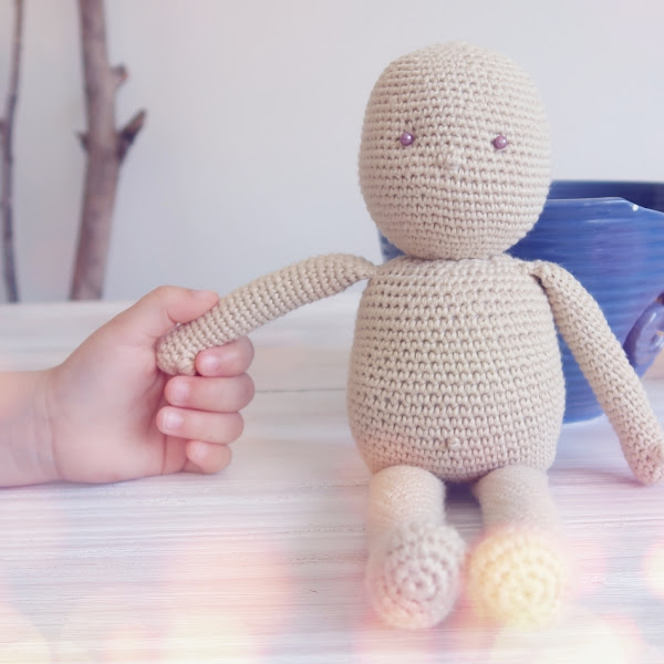 MY CROCHET DOLL 4 | THE ARMS