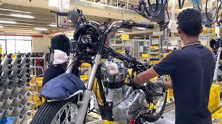 ITI Diploma Jobs Freshers And Experienced Direct Walk in Interview For Maintenance Technician in Royal Enfield India Pvt. Ltd