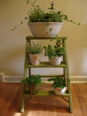 Cool and Creative Ways To Reuse Ladders (15) 7