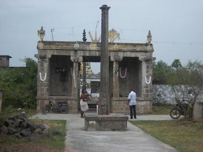 Adikesava Perumal Temple Vallipuram Kanchipuram