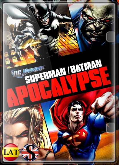Superman/Batman: Apocalipsis (2010) FULL HD 1080P LATINO/INGLES