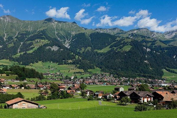 Frutigen, Bernese Oberland