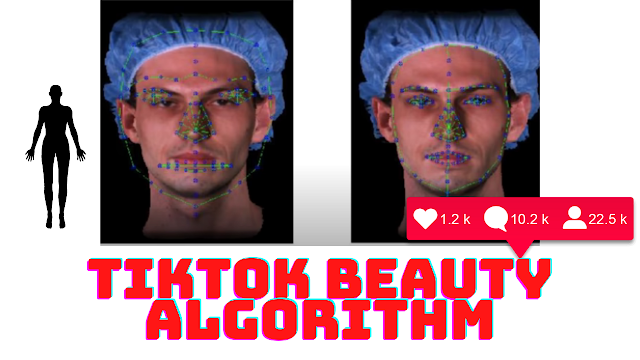 How The Tiktok Algorithm Rates Your Face.