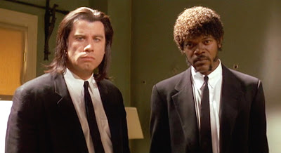 pulp fiction john travolta samuel l jackson