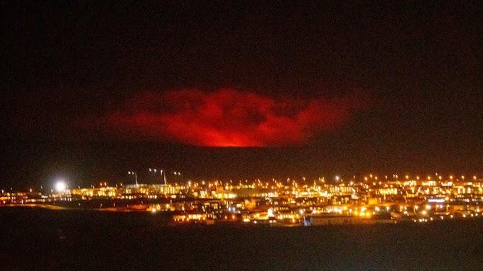 """ΣΗΜΕΙΑ ΤΩΝ ΚΑΙΡΩΝ: Άνοιξαν τα Έγκατα της Γης. Μετά από 40.000 σεισμούς ενεργοποιήθηκε μετά από 800 χρόνια ηφαίστειο στην Ισλανδία! Σεισμός 7,2 στην Ιαπωνία αναμένεται τσουνάμι! """"σεισμοί τε μεγάλοι κατά τόπους""""."""