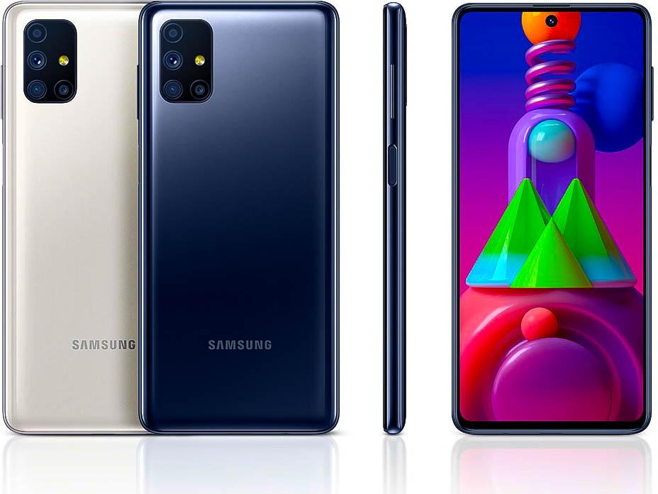 Samsung apresenta, no Brasil, Galaxy M21s e Galaxy M51, com megabaterias de até 7 mil mAh