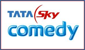 Tata Sky Comedy Service funny movies, comedy movies, jokes and jokes of faking news programs