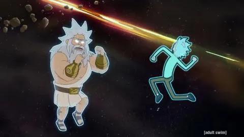 Rick y Morty 4x09 Latino Online