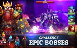 Heroes Blade Action RPG MOD APK