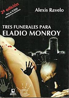 Serie Eladio Monroy, Alexis Ravelo, Novela negra, Literatura canaria