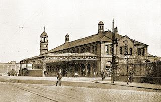 Trinity Street Station, Bolton