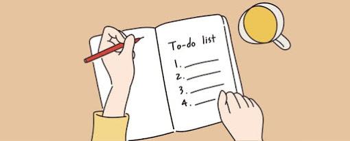 Lập một bảng kế hoạch tập thể dục theo ngày, mục tiêu, các bài tập,...