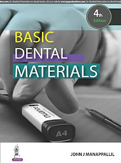 Basic Dental Materials 4th Edition by Manappallil John