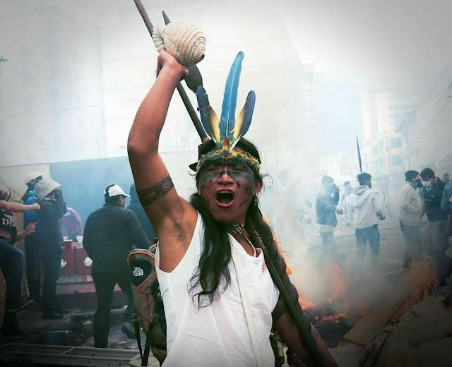 Ecuador: del Saqueo colonial al FMI