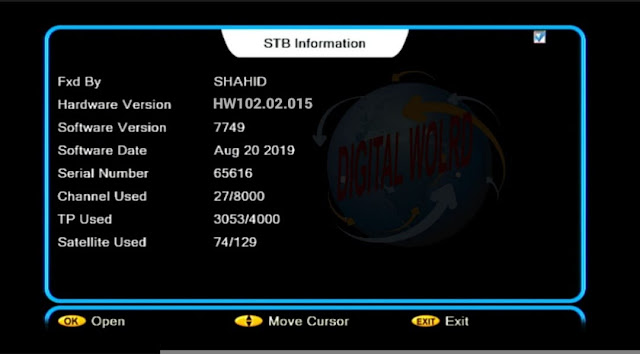 ECHOLINK HD ALI3510C HW102.02.015-v-7749 POWER-VU NEW SOFTWARE
