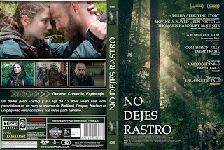 CARATULA No dejes Rastro - Leave No Trace - 2018 - [COVER DVD]
