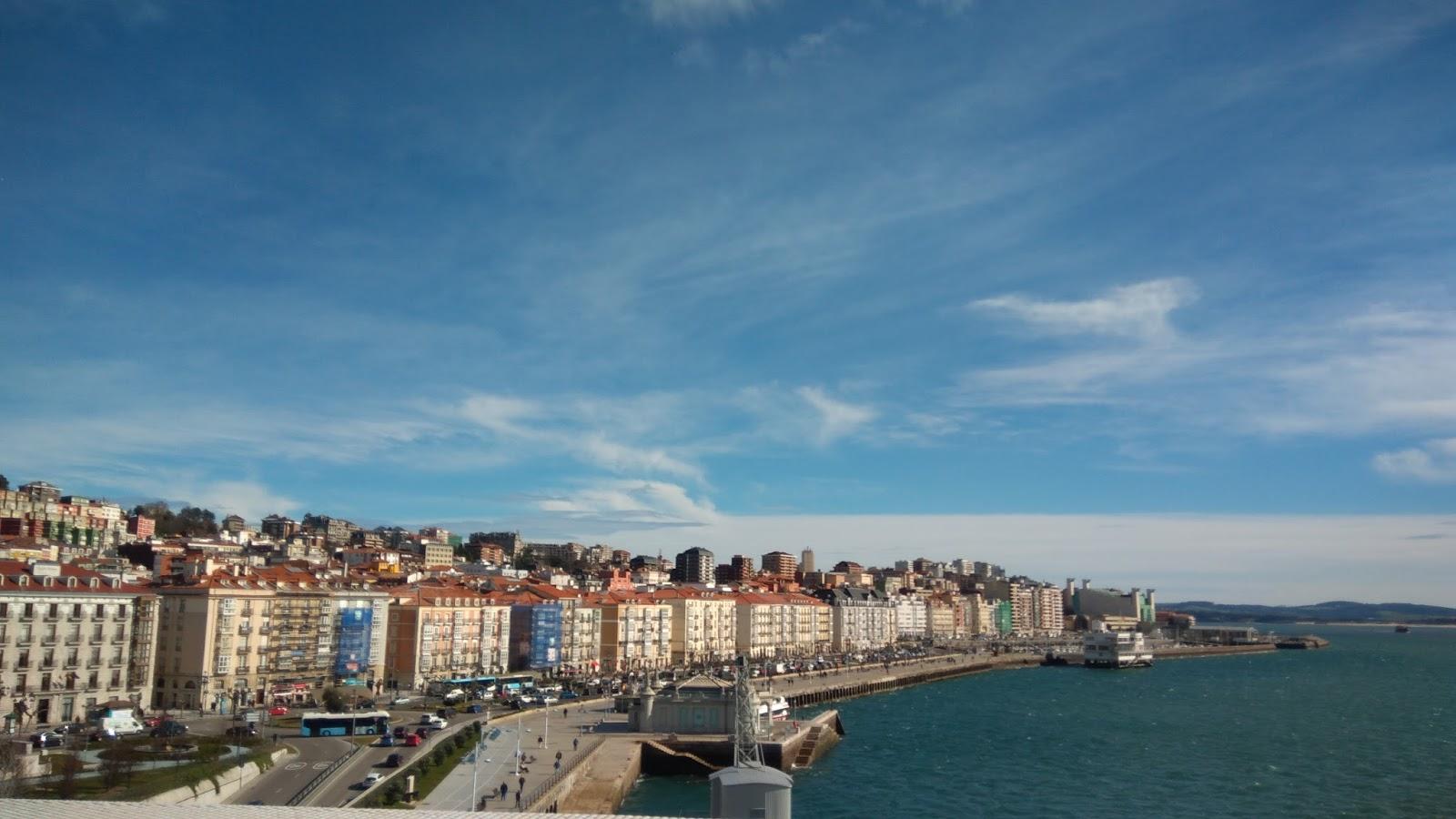 Panorama Santander