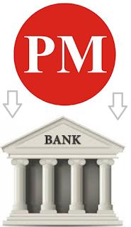 Deposit perfect money account