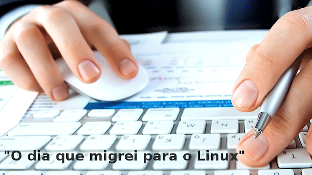 Depoimento de um novo usuário Linux