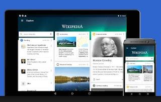 تطبيق, الاندرويد, موسوعة, ويكيبيديا, مجاناً, Wekipedia