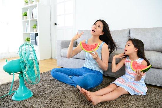 5 astuces pour avoir moins chaud en l'été