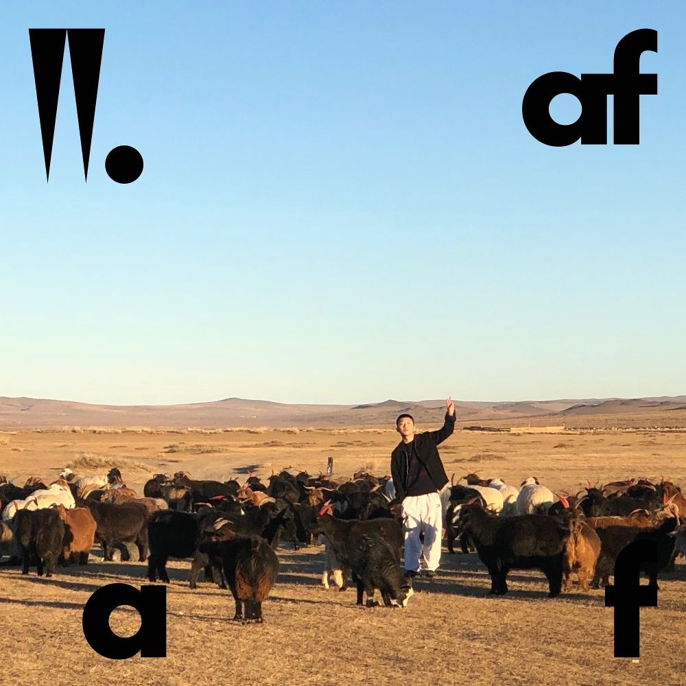 Woo Won Jae – af – EP (ITUNES MATCH AAC M4A)