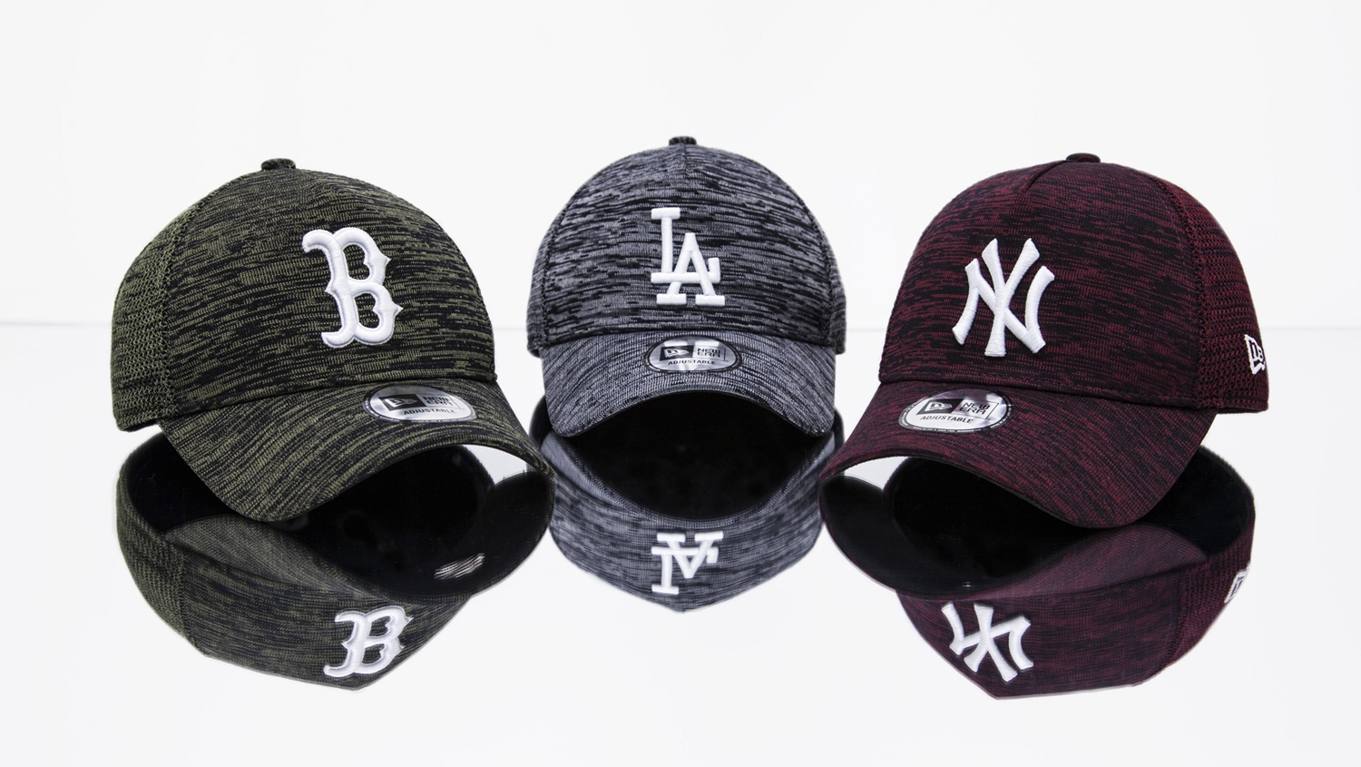 New Era Engineered Fit | Neue Cap Styles dank exklusivem Air-Knit-Gewebe