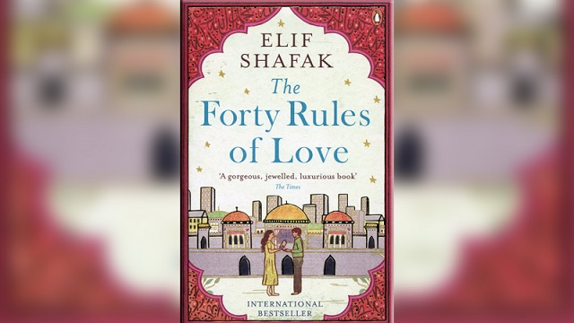 رواية Forty Rules Of Love