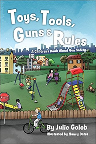 Children's Book About Gun Safety