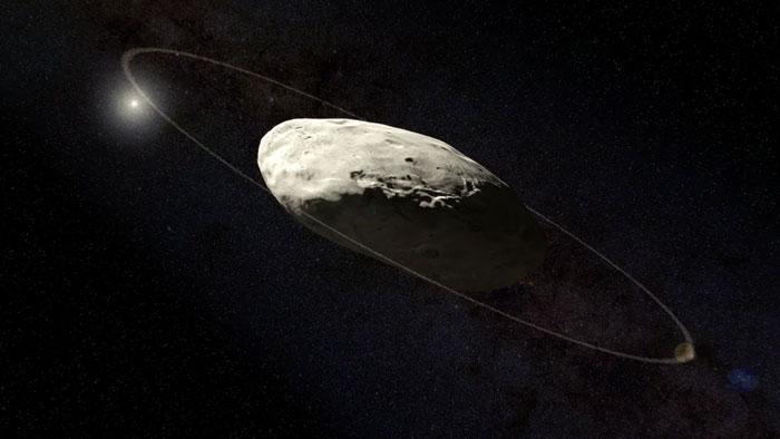 Haumea Planet