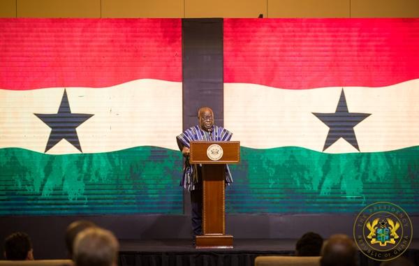 President Akufo-Addo launches Ghana Enterprises Agency, GH¢145 Million SME Grant Fund