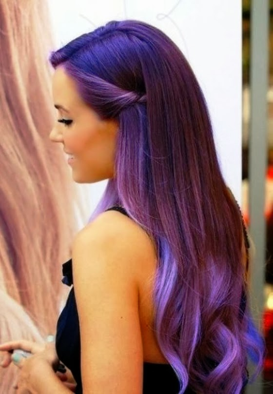 Top 20 Amazing Hairstyle Colors : Special Effects Hair Dye ... - photo#7