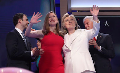 Marc Mezvinsky, Chelsea Clinton, amerikai elnökválasztás, Donald Trump, Hillary Clinton, Bill Clinton, Barack Obama, George Bush, Trump-beiktatás, Capitolium