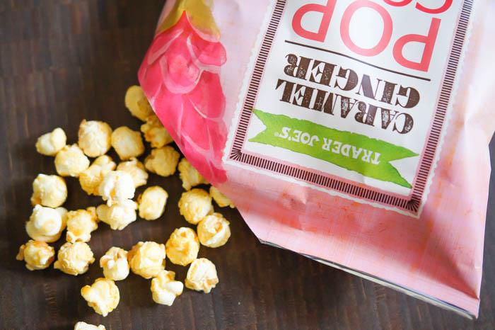 Trader Joe's review: Caramel Ginger Popcorn